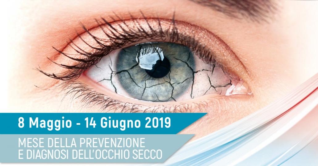 Occhio Secco: Campagna Nazionale di Prevenzione e Diagnosi